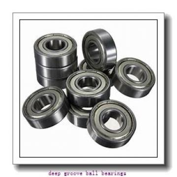3,967 mm x 7,938 mm x 9,119 mm  skf D/W R155 R Deep groove ball bearings