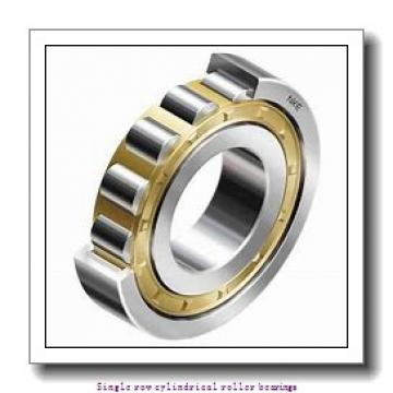 75 mm x 160 mm x 55 mm  NTN NU2315 Single row cylindrical roller bearings