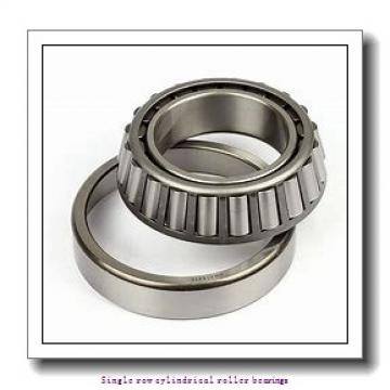 95 mm x 170 mm x 43 mm  SNR NU2219.EG15 Single row cylindrical roller bearings