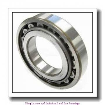 60 mm x 130 mm x 46 mm  NTN NU2312G1C3 Single row cylindrical roller bearings