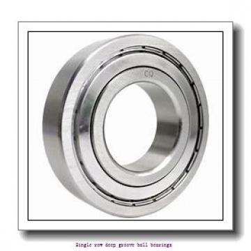 80 mm x 125 mm x 22 mm  SNR 6016.ZZC3 Single row deep groove ball bearings