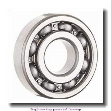 95 mm x 145 mm x 24 mm  NTN 6019LLBC3/L627 Single row deep groove ball bearings