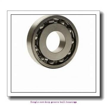 140 mm x 210 mm x 33 mm  NTN 6028LLU/2AS Single row deep groove ball bearings