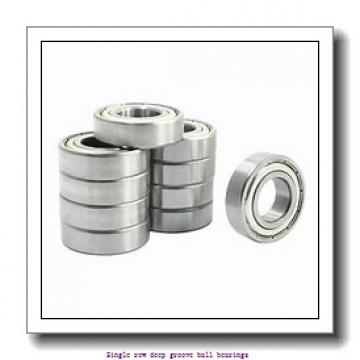 90 mm x 140 mm x 24 mm  NTN 6018ZZC3/5K Single row deep groove ball bearings