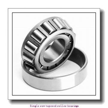 190.5 mm x 282.575 mm x 47.625 mm  skf 87750/87111 Single row tapered roller bearings