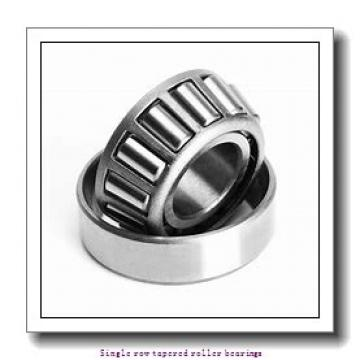 NTN 4T-639 Single row tapered roller bearings