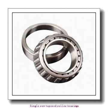 539.75 mm x 635 mm x 50.8 mm  skf LL 575349/310 Single row tapered roller bearings