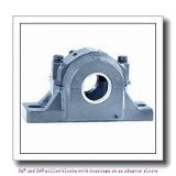 2.938 Inch | 74.625 Millimeter x 6.75 Inch | 171.45 Millimeter x 4.5 Inch | 114.3 Millimeter  skf SAF 1617 SAF and SAW pillow blocks with bearings on an adapter sleeve