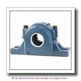 skf SAF 1511 x 1.7/8 T SAF and SAW pillow blocks with bearings on an adapter sleeve