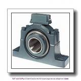 skf FSAF 1615 x 2.3/8 SAF and SAW pillow blocks with bearings on an adapter sleeve
